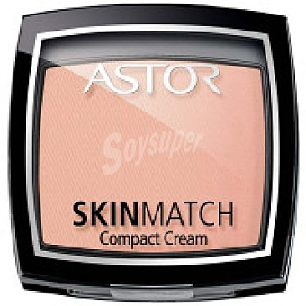 ASTOR Skin Match Polvo compacto Pack 1 unid