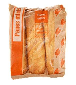 Pan de leche para bocadillo 3 Unidades de 76 g
