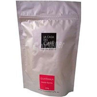 LA CASA DEL CAFÉ Café molido de Guatemala bolsa 250 g