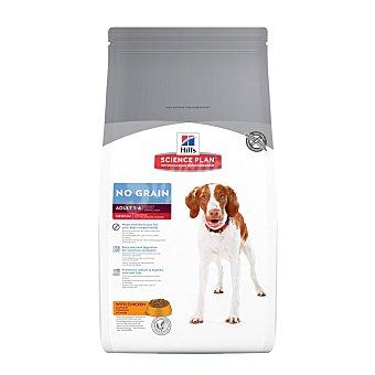 Hill's Science Plan Pienso para perros adultos medianos Hills Science Plan No Grain pollo 800 gr