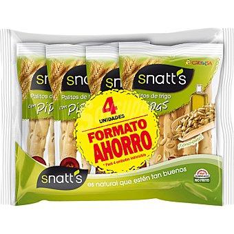 Grefusa Snatt`s Pack 2 X 60 g