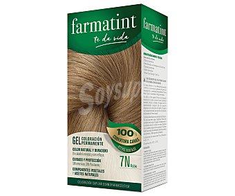 Farmatint Coloración en crema permanente 7N rubio 1 unidad