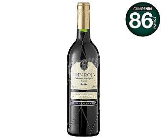 Crin Roja Vino de la Tierra de Castilla Cabernet Sauvignon Syrah tinto 75 cl