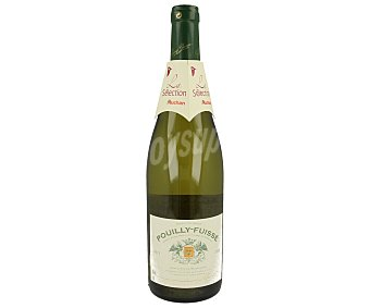 POUILLY-FUISSÉ Vino blanco francés 75 centilitros