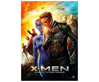 CIENCIA FICCIÓN Película en Dvd x-men, Días del futuro pasado. Género: ciencia ficción, superhéroes, acción, fantástico. Edad: +12 años