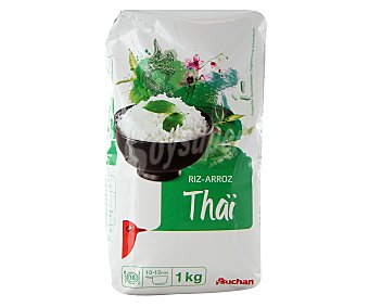 Auchan Arroz Thai 1 kilogramo