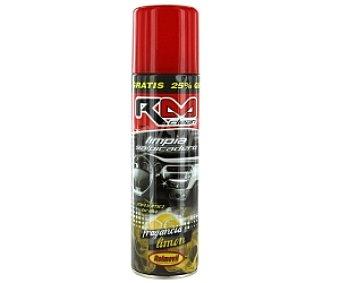 RM CLEAN Limpiador de salpicaderos con acabado brillante y fresco olor a limón 650 mililitros