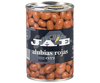 JA'E Alubias rojas cocidas Lata 250 g