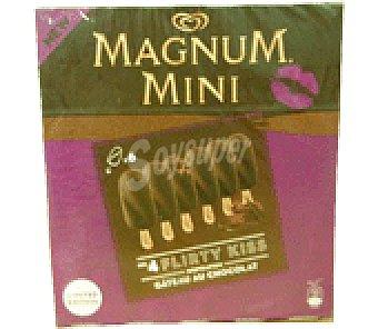 Magnum Helado mini pastel choco 6 UNI