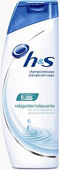 h&s Champú Cabello Seco Anticaspa 300ml