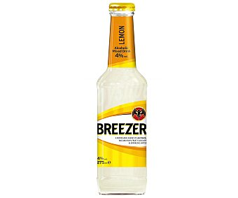 Bacardi Ron Breezer limón 27,5 cl
