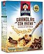 Cereales Granolas con avena y chocolate 375 gr Quaker