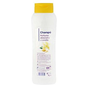Carrefour Discount Champú de almendra y vainilla Bote de 1 L