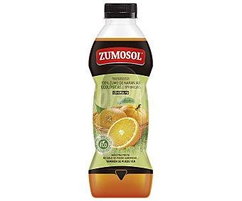 Zumosol Zumo de naranjas ecológicas con pulpa 750 ml