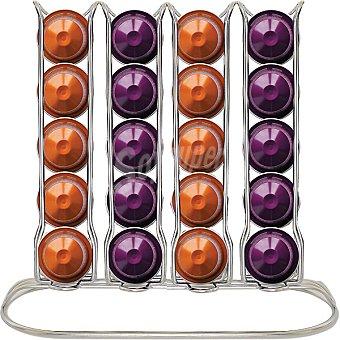 Iris Dispensador de capsulas para nespresso 40 unidades 40 unidades