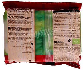 GERBLE Tostadas de avena fuente de fibra sin gluten caja de 150 g