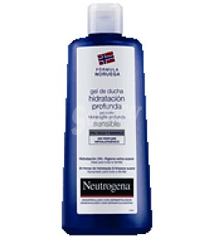 Neutrogena Gel ducha piel seca-sensible 750 ml