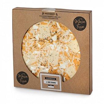Pizza 4 quesos 495 G 495 g