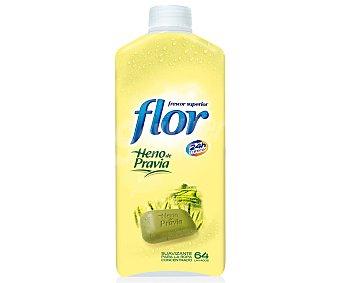 Flor Suavizante concentrado Heno de Pravia 64 lavados