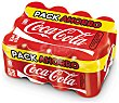 Refresco cola Pack 12 lata 33 cl Coca-Cola