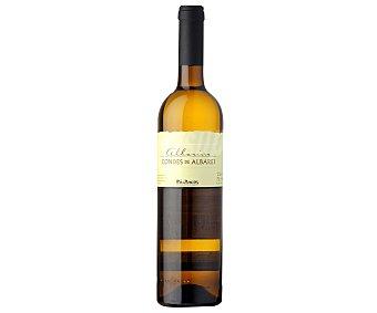 Condes de Albarei Vino Blanco de las Riax Baixas Botella 75 Centilitros