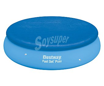 Intex Cubre piscina con vuelta de 244x30 centímetros para piscinas autoportantes 1 Unidad