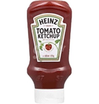 Heinz Ketchup extra control boca abajo Bote 570 gramos