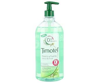 Timotei Champú fresco-fuerte Dosificador 750 ml