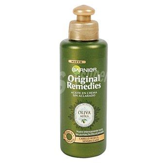 ORIGINAL REMEDIES Aceite en crema sin aclarado oliva mítica para cabello reseco y sensibilizado Frasco de 200 ml