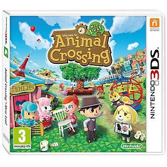 Nintendo Videojuego Animal Crossing para 3DS 1 unidad