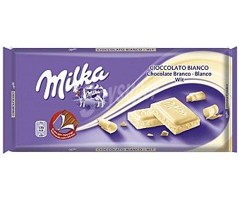 Milka Chocolate Blanco 100g