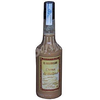 El Majuelar Crema de bellota artesano Botella 50 cl