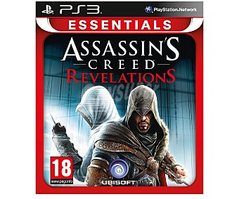 UBISOFT Assan.Creed Revel PS3  1u