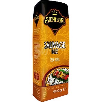 Sundari Arroz salvaje mezcla parboiled Paquete 500 g