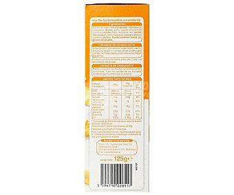 Auchan Mini flautas hojaldradas al queso, 125 gramos