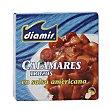 Calamares en salsa americana Lata 168 gr Diamir