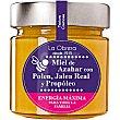 Miel de azahar con polen jalea y propóleo Tarro 300 g La obrera del colmenar