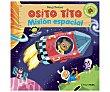 Osito Tito. Misión espacial, benji davies. Género: Infantil, Editorial Timun Mas  Timunmas