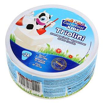 Carrefour Queso Fundido Porciones Carrefour Caja de 24 uds