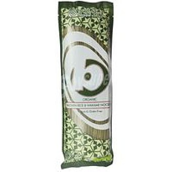 King Soba Udon arroz integral-wakame Paquete 250 g