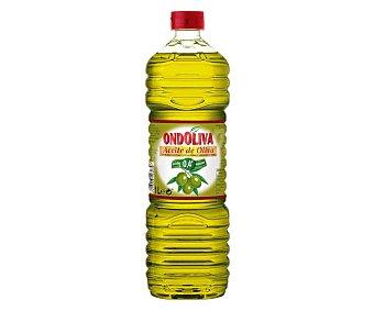 Ondoliva Aceite de oliva ondoliva sabor suave 1 l