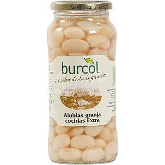 Burcol Alubia judión cocida Frasco 580 g