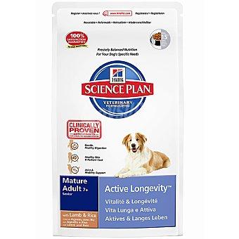 HILL'S SCIENCE PLAN Active longevity pienso especial para la movilidad de perros +7 años Bolsa 3 kg