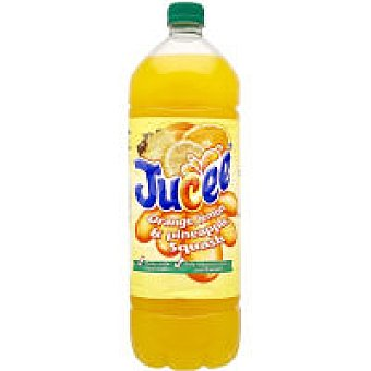 Princes Zumo de naranja-limón-piña Brik 2 litros