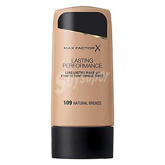 Max Factor Base Liquida Lasting Performance 109 Natural Bronze 1 ud