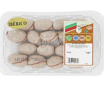 Campogrill Butifarra ibérica pincho 500 Gramos