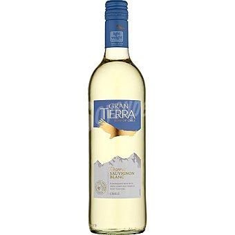 Gran tierra vino blanco sauvignon blanc Chile  botella 75 cl