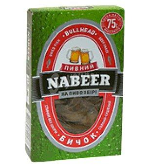 Nabeer Tiras de siluro desecado y salado 75 g