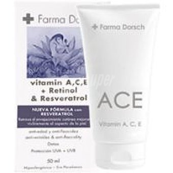 Farma Dorsch Vitamin A,C,E + Q10 50 ml