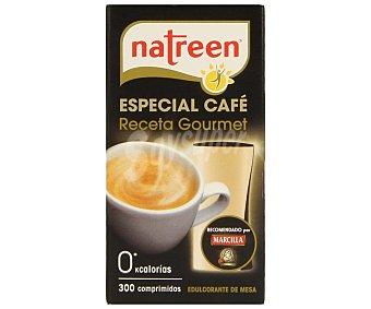 Natreen Edulcorante especial café receta gourmet 0 calorías Envase 300 uds